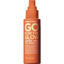 Formula 10.0.6 Go For The Glow Mist - Body Oil