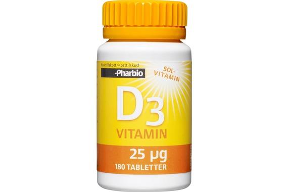 d vitamin droppar för vuxna apoteket