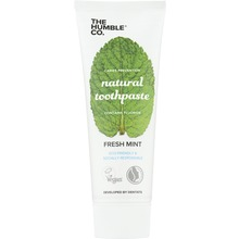 The Humble Co. - Tandkräm Fluor Natural Fresh Mint 75 ml