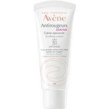 Avène Day Soothing Cream - Antirougeurs. Dagkräm SPF 30. 40 ml