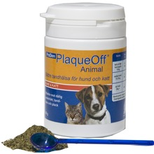 PlaqueOff Animal - Algpulver 60g