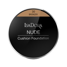 Isadora Nude Cushion Foundation - 30 Bronzer