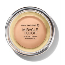 Max Factor Miracle Touch Warm Almond - Foundation. 11 ml.