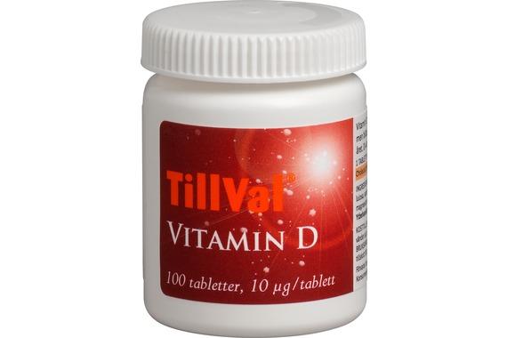 d vitamin produkter