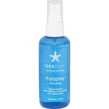 CCS Foot Professional - Fotspray parf 100 ml