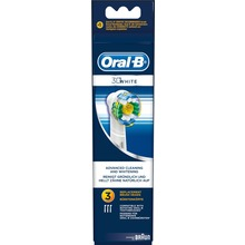 Oral-B 3D White - Refill borsthuvud 3st