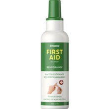 Effigerm first aid - Sårtvätt/Handdesinfektion. 150 ml