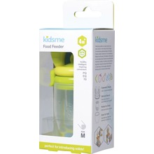 Kidsme - Food Feeder Lime 4m+ 1st