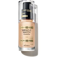 Max FactorMiracle Match Foundation Light Ivory