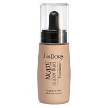 Isadora - NUDE FLUID FDT 09 NUDE BLONDE 30 ML