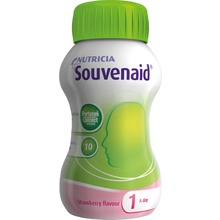 - Souvenaid Jordgubb 4 x 125 ml
