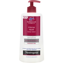 Neutrogena - N/G Intense Sensitive Body Lotion 400 ml