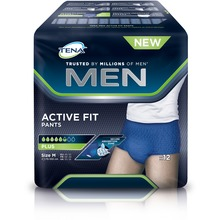 TENA - Men Active Fit M 12 st