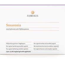 Florealis - Smaronia Vaginal Gel vid torra slemhinnor 7x5ml