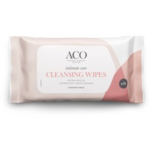 ACO INTIMATE CARE - CLEANSING WIPES 10 ST