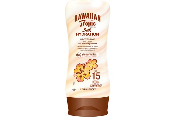 Silk Hydration Lotion spf 15