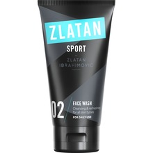Zlatan Ibrahimovic Parfums - ZLATAN SPORT Face Wash 75ML