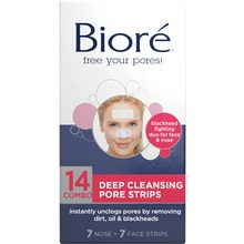 Bioré - Deep Cleansing Pore Strips Combo 14 st