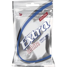 EXTRA - White Sweet Mint 35g