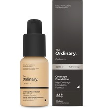 The Ordinary - Coverage Foundation 2.1 P 30ml
