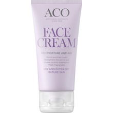 ACO FACE - ANTI AGE RICH MOISTURE FACE CREAM 50 ML