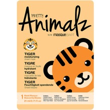 MasqueBar - Animalz Tiger Sheet Mask 21 ml