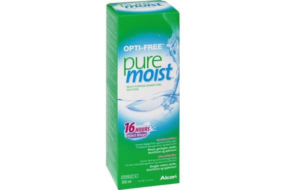 OPTIFREE® PUREMOIST 300ML