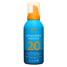 EVY technology - Sunscreen Mousse spf 20 150 ml