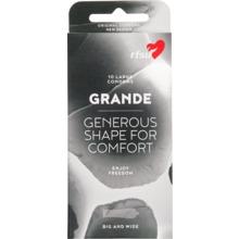 RFSU. Tunna och större kondomer. 10st. Extra rymlig kondom d54c785f3373d