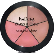 Isadora - BLUSH & GLOW 55 PEACHY ROSE POP 18 G