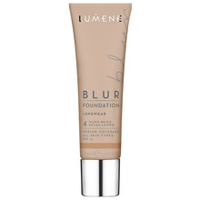 Lumene - Blur Foundation 4 30 ml