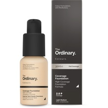 The Ordinary - Coverage Foundation 2.0 P 30ml