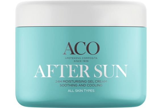 SOOTHING AFTER SUN GEL CREAM