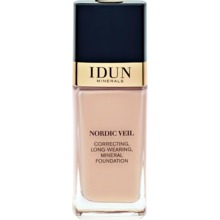IDUN MINERALS - Nordic Veil Foundation Disa 26 ml