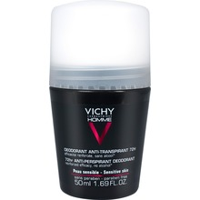 VichyVichy Homme Deodorant Roll-On