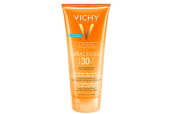 Ideal Soleil gel-sollotion SPF 30