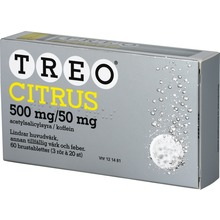 Treo citrusBrustablett