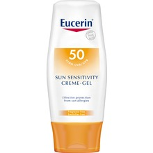 EucerinSun Sensitivity Creme-Gel SPF 50