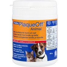 PlaqueOff Animal - Algpulver 180g