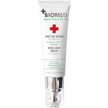 Biomed First Aid Serum - Ansiktsserum. 30 ml.