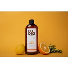 Bulldog Lemon & Bergamot Shower Gel - Duschgel med lukt av citrus. 500 ml