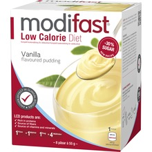Modifast - LCD Vaniljpudding 8x55g