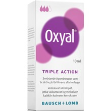Oxyal - OxyalTripleAction 10 ML 10ml