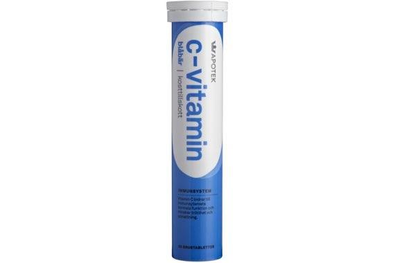 c vitamin blåbär