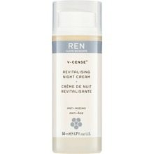 REN - V-Cense Revitalising Night Cream 50ml