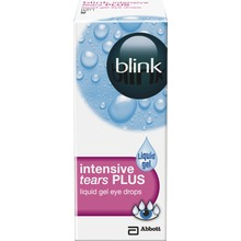 Blink - Intensive Tears Plus 10 ml