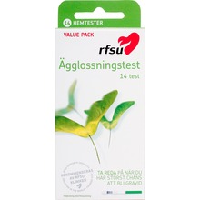 RFSU - Ägglossningstest 14-pack
