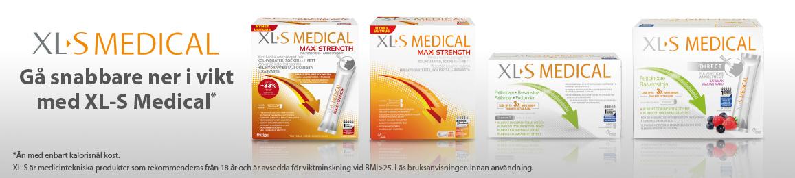 xl medical viktminskning