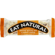 Eat Natural Almonds Apricots - Yoghurtöverdragen. 50 gr
