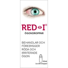 RED-IÖgondroppar